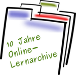 Lernarchiv-Logo (10 Jahre)
