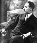 Ödön von Horváth im Jahr 1919
