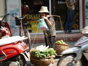 Marktfrauen in Hanoi