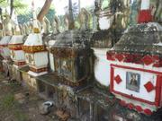 Vientiane- Grabmäler