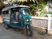 Vientiane- Tuktuk