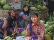 Mingala Markt in Nyaungshwe