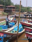 Nyaungshwe Bootshafen
