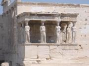 Antike: Athen - Ruinen der Akropolis (3)