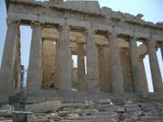 Antike: Athen - Ruinen der Akropolis (4)