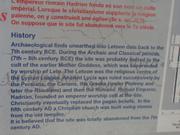 Letoon - Geschichte