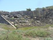 Letoon - Reste Amphitheater