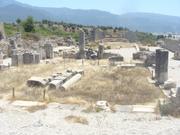 Xanthos- Teil der Ruinenanlage