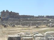 Xanthos - Reste Amphitheater