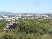 Xanthos- Blick von Xanthos auf Kinik