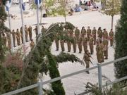 Besuchergruppe in Yad Vashem