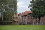 Auschwitz - Eingang
