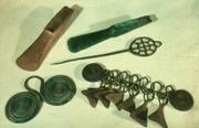 Geräte der Bronzezeit