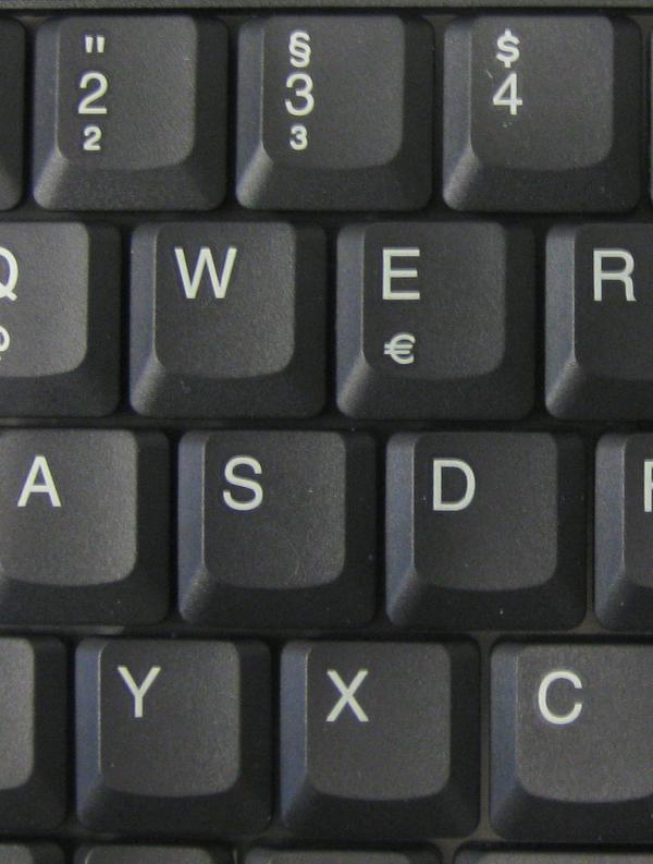 Tastatur -4