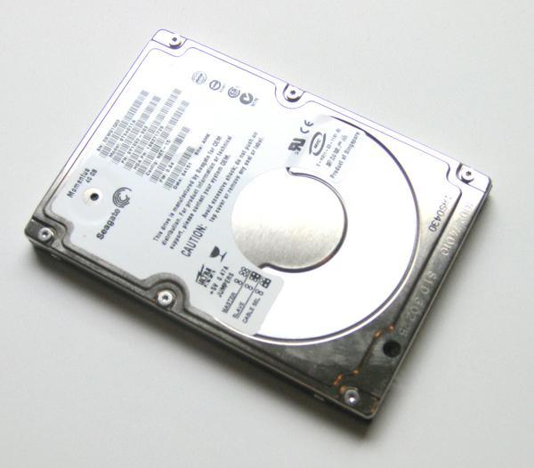 Festplatte -1