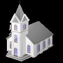 Katholische Kirche 128x128px